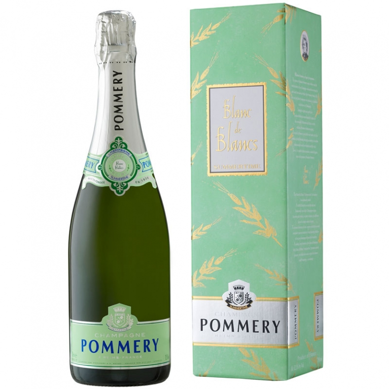 Pommery Summertime Blanc de Blancs 750 ml