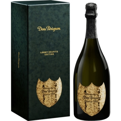 Dom Pérignon Vintage 2008 In Limited Edition Lenny Kravitz 750 Ml