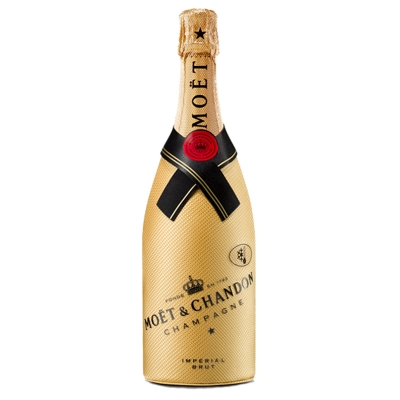 Moët & Chandon Diamond Suit Gold 750 ml