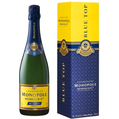 Monopole Blue Top Brut 750 ml