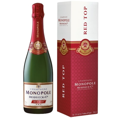 Monopole Red Top Sec 750 ml