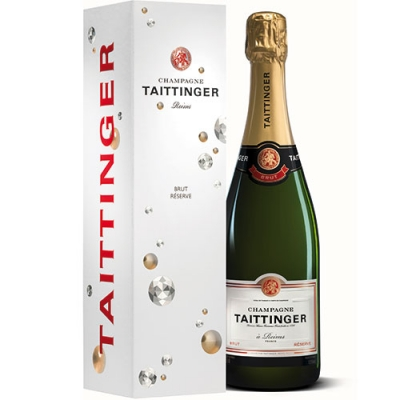 Taittinger Brut Réserve Diamonds